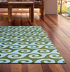Ocean Floors: Coastal Rugs