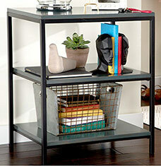 Style a Statement Shelf