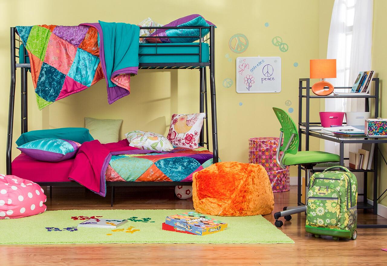Kids' Bedroom Boost