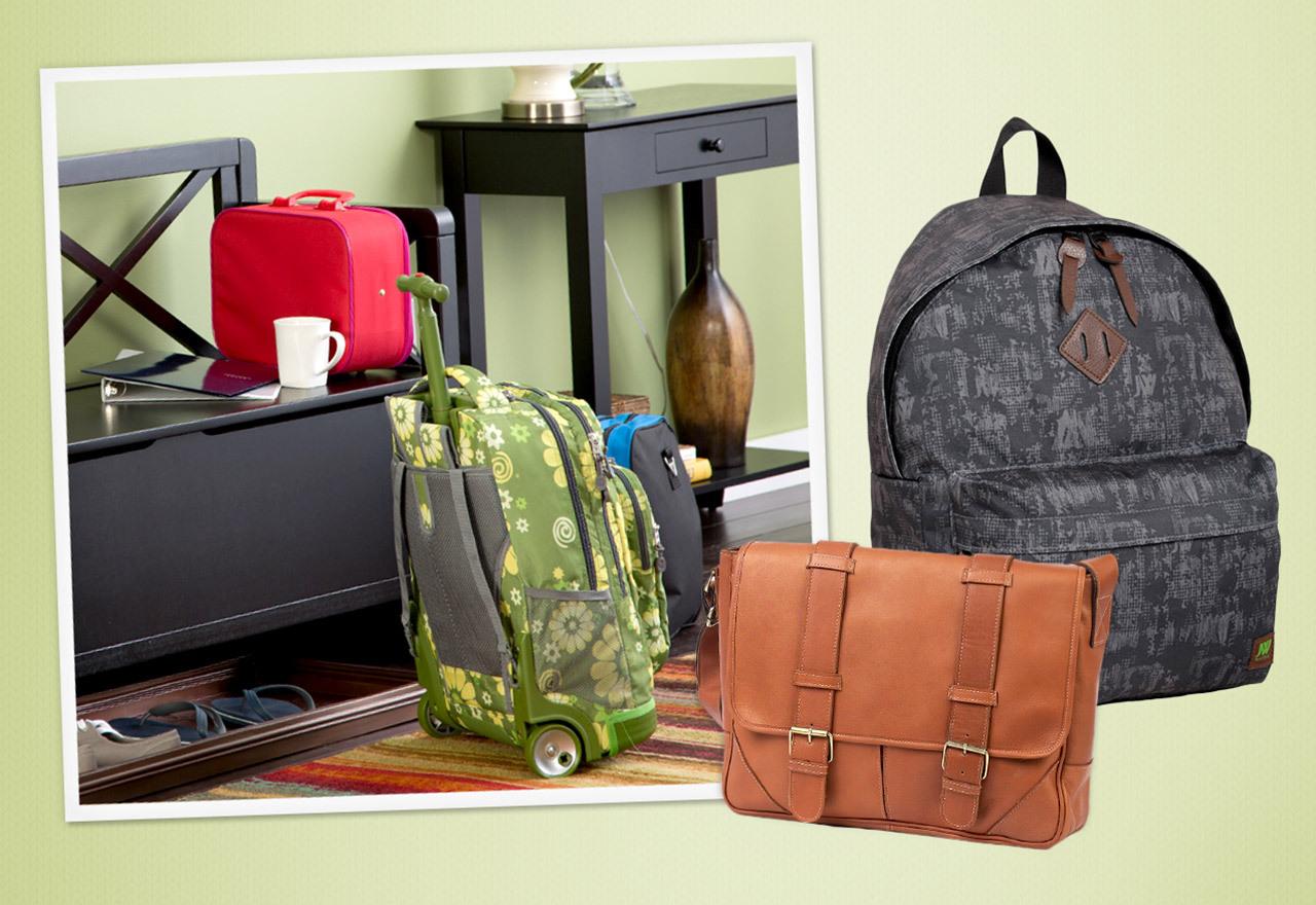 On-the-Go Gear: Bags & Backpacks