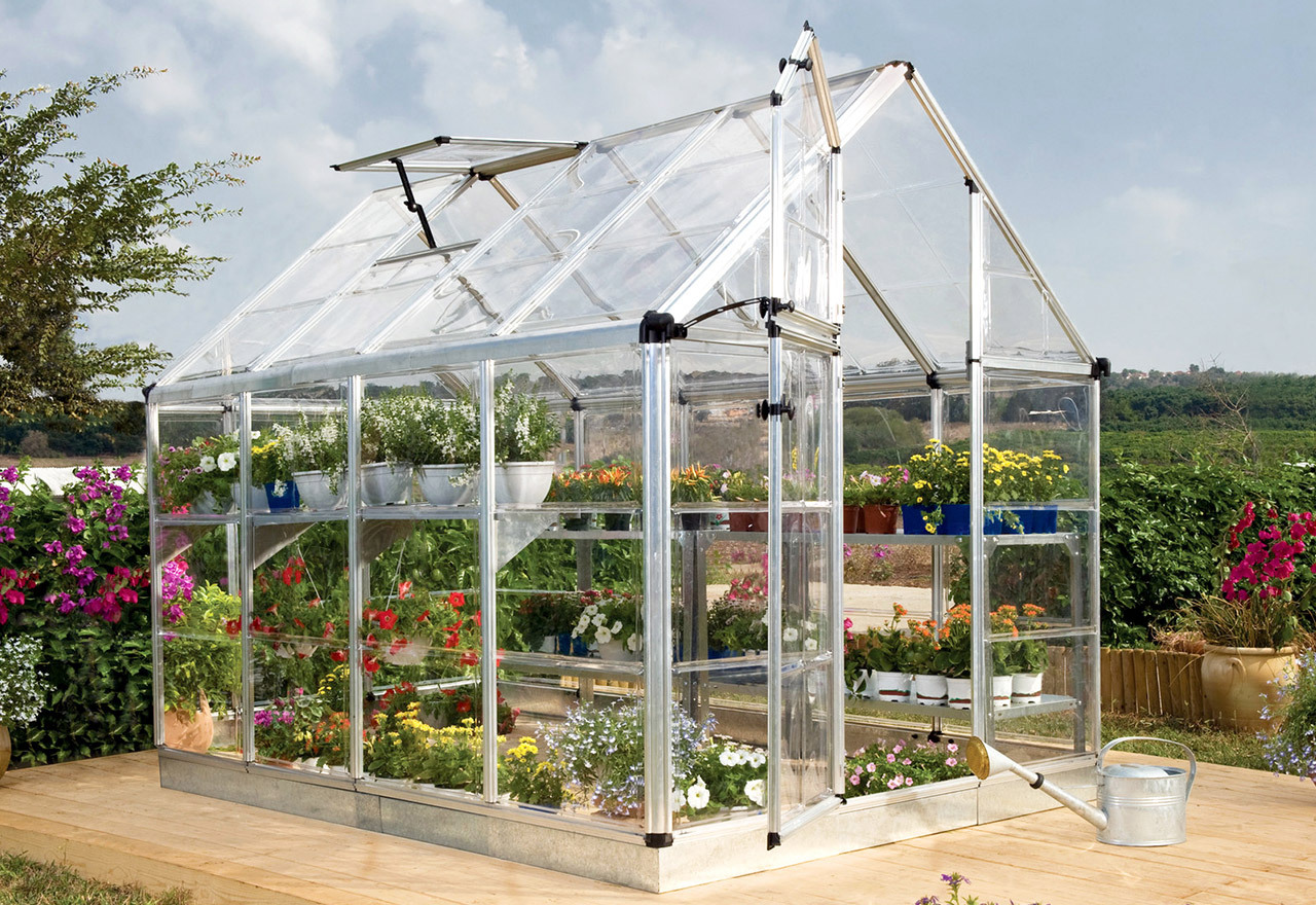 Greenhouses & Gardening Essentials