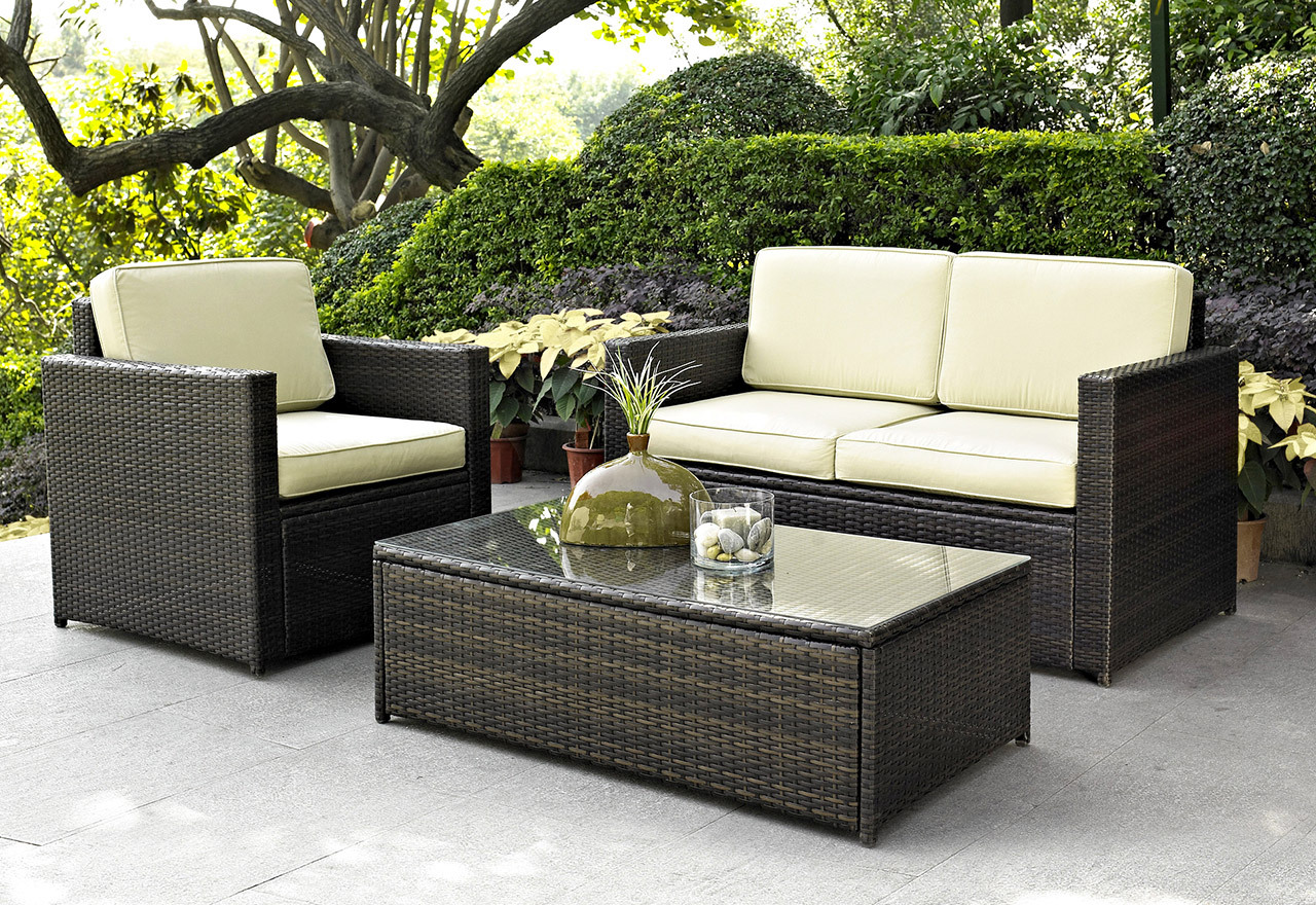 Outdoor patio sets clearance patio design ideas for Lawn patio furniture