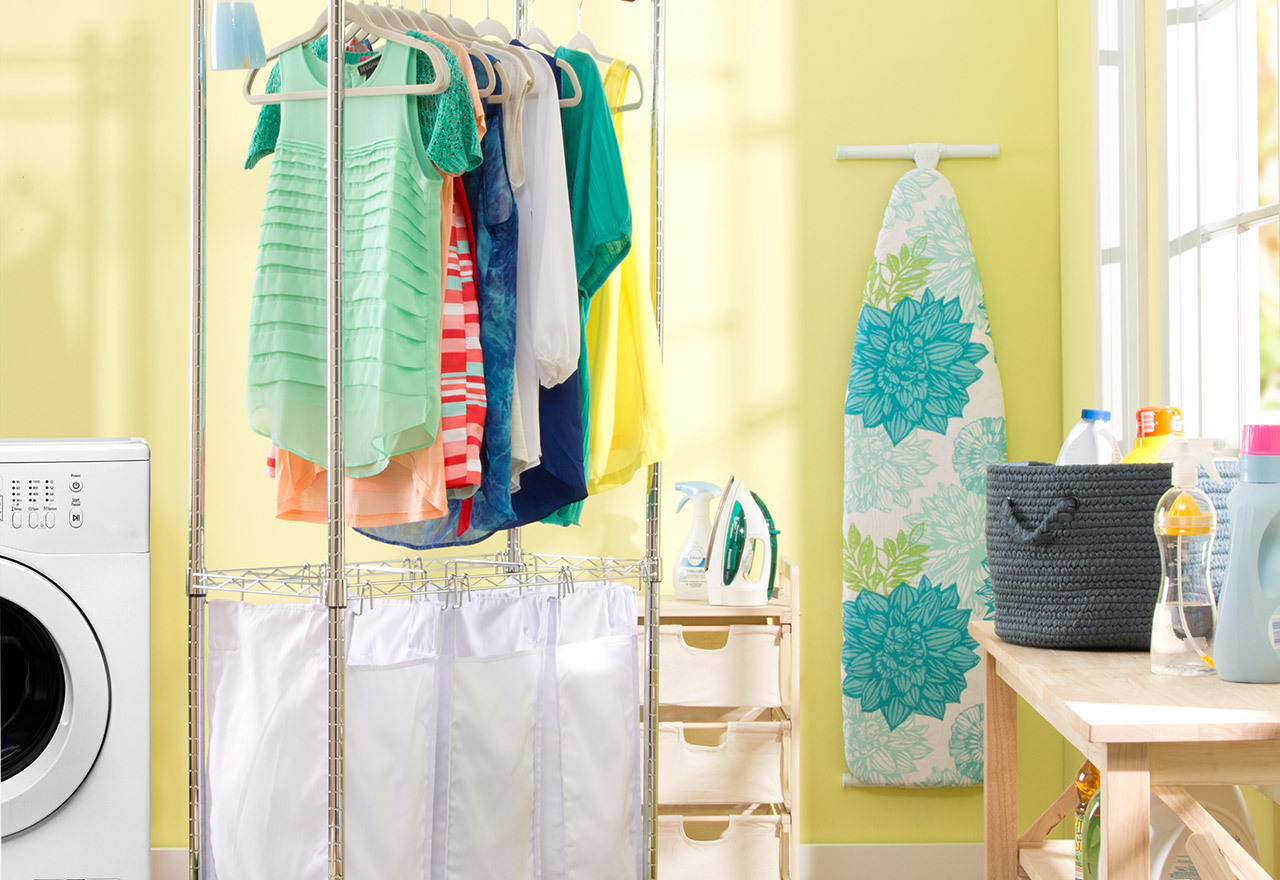 Spin Cycle: Laundry Room Solutions