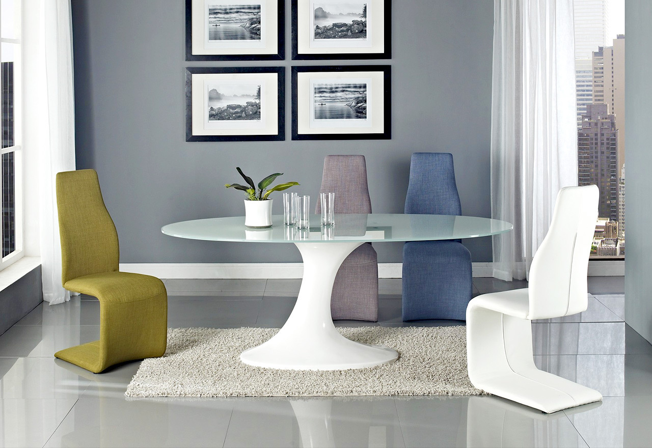 Sleek + Chic Dining Furniture