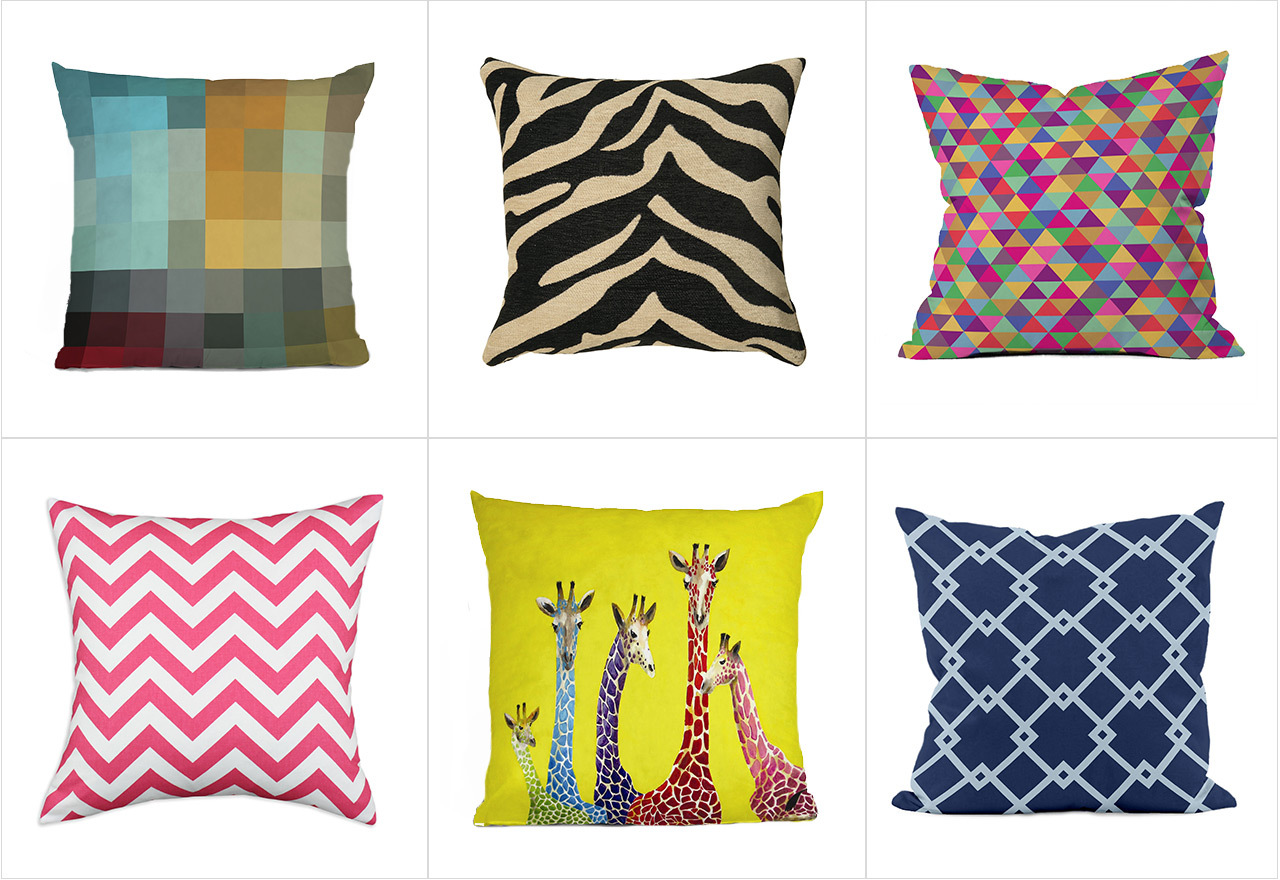 Pillow Talk: Under $50