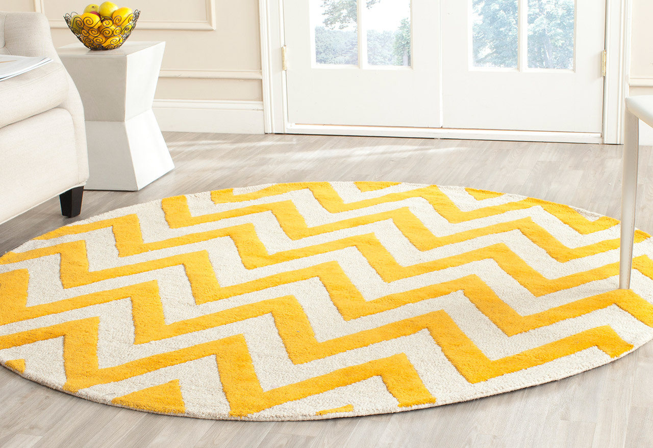 Roll Out: Safavieh Rugs