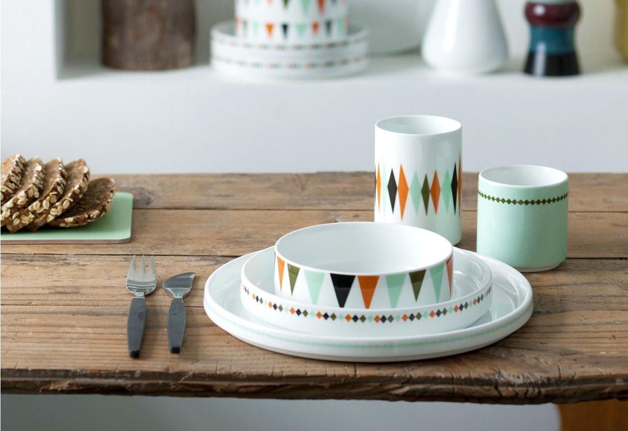 Scandinavian Smorgasbord: Dining