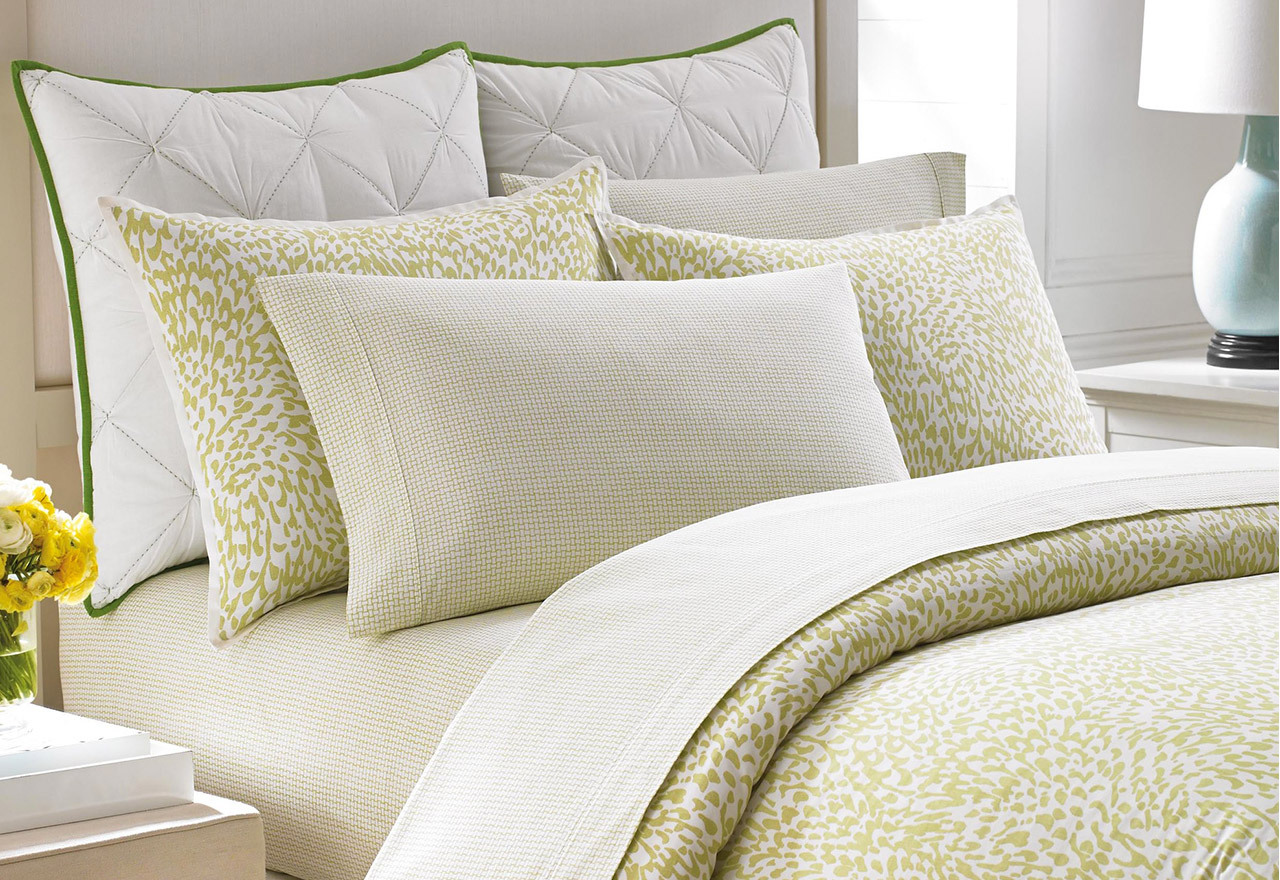 Cozy Cover-up: Bedding