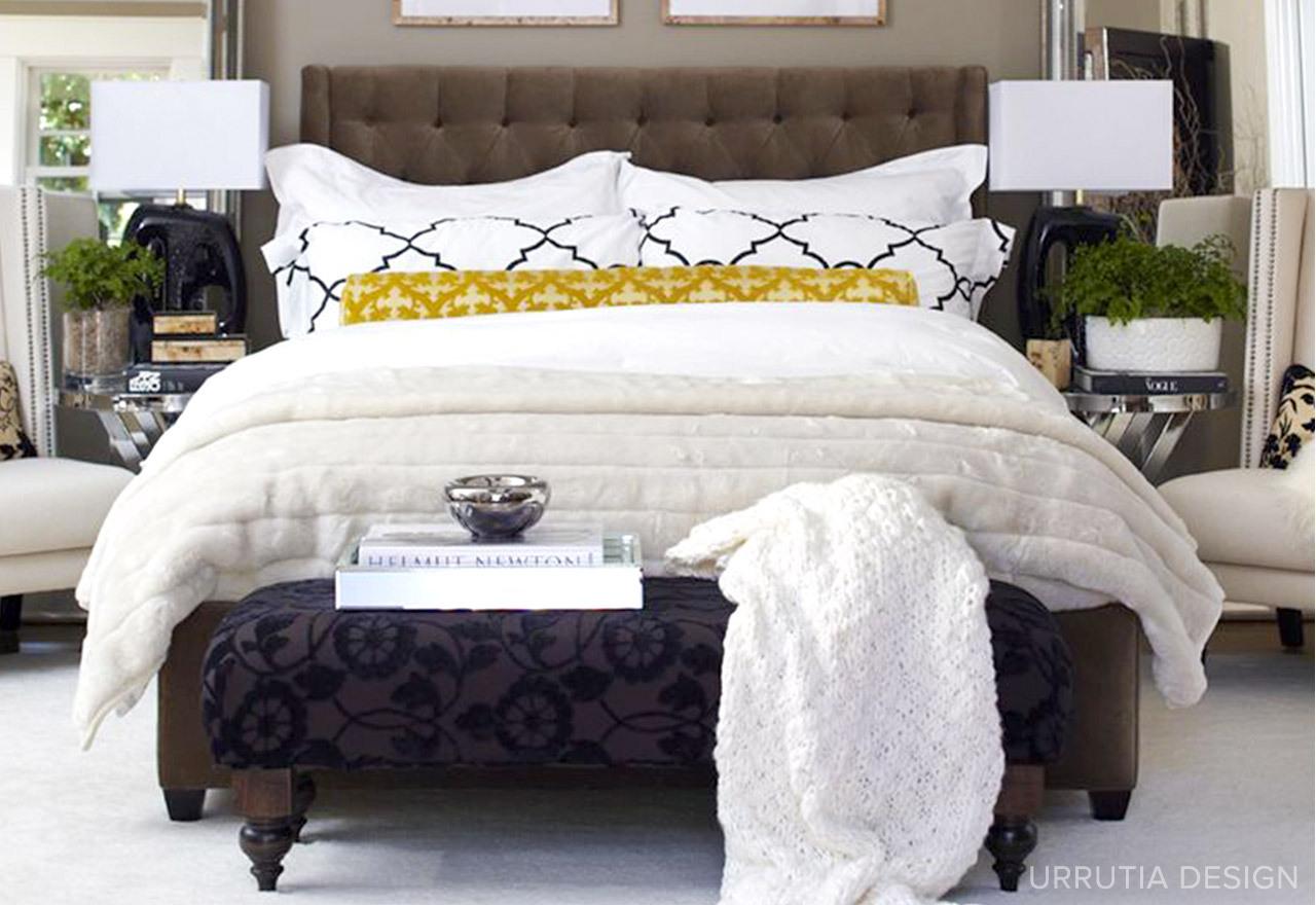 Fall Bedroom Refresh