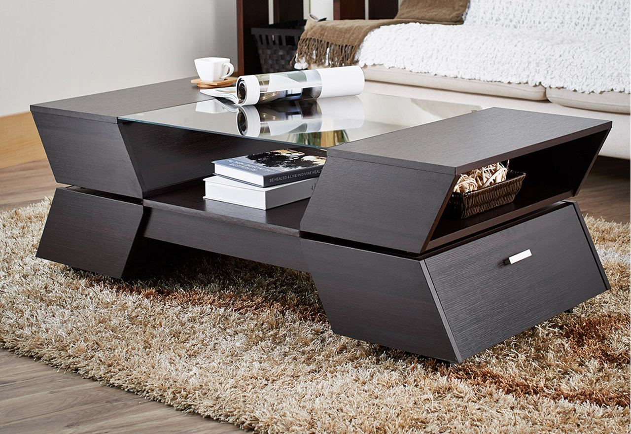 Creative Coffee Tables Under $250