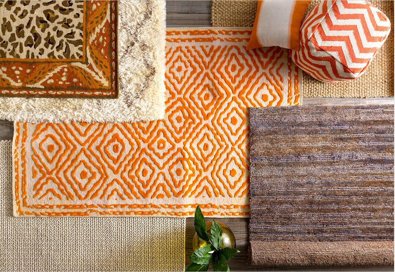 Trending Now: Layered Rugs