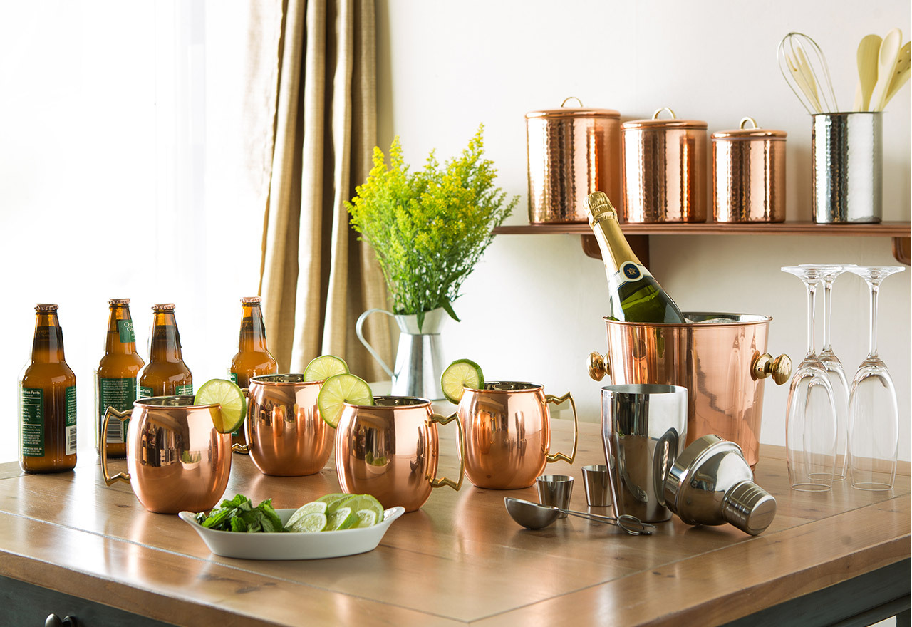 Copper Kitchen Essentials