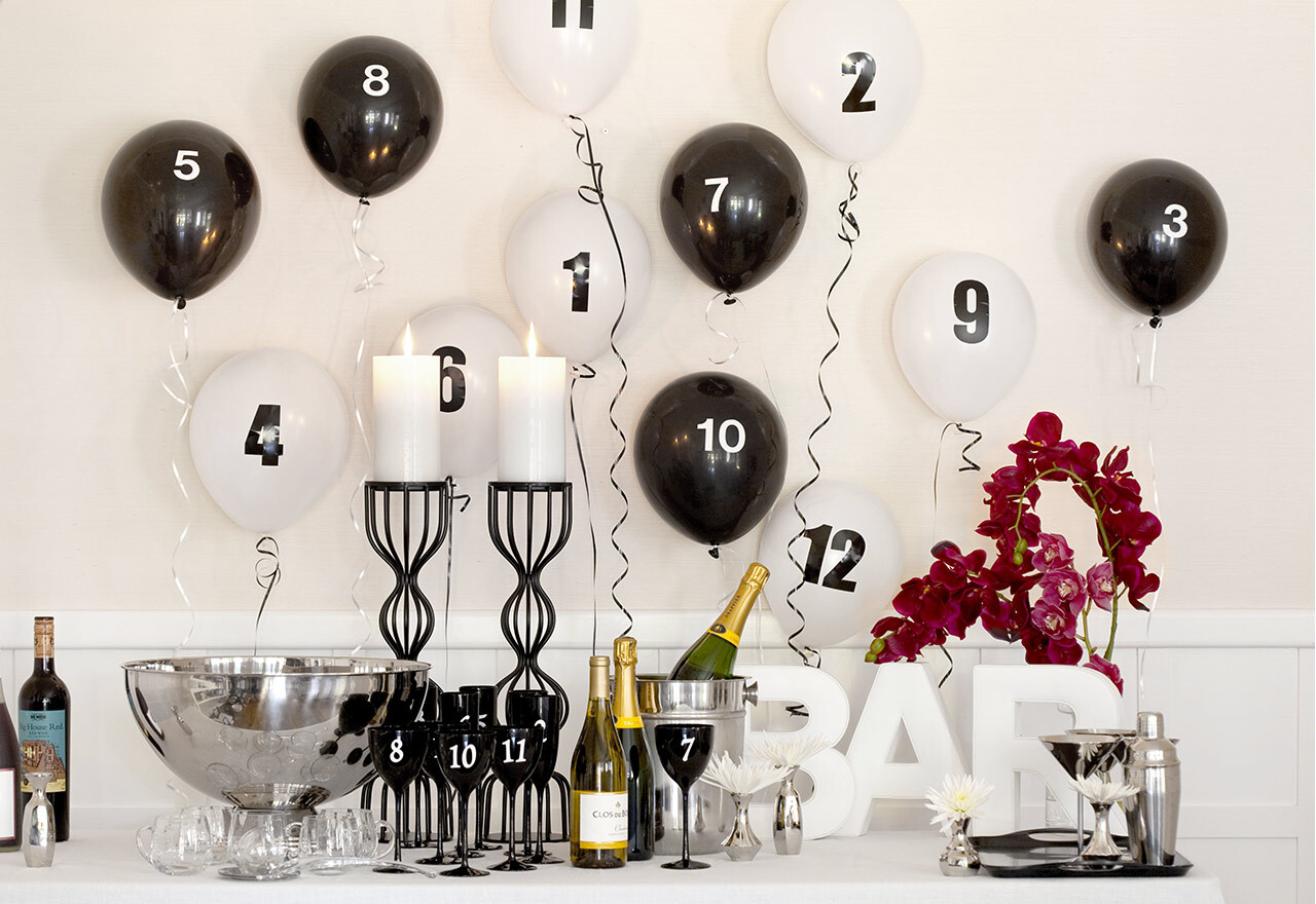 Countdown to New Year's Eve