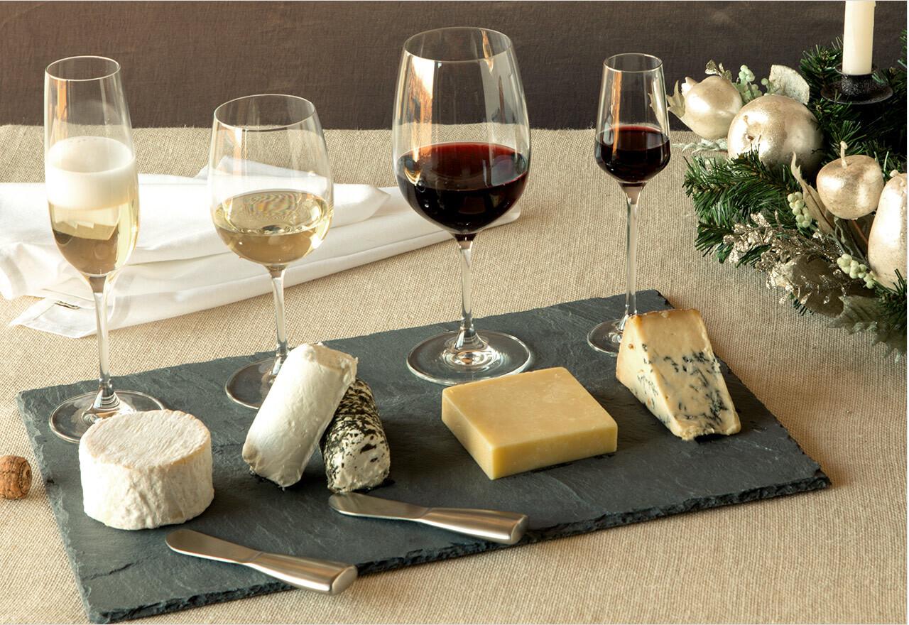 Wine & Cheese Night