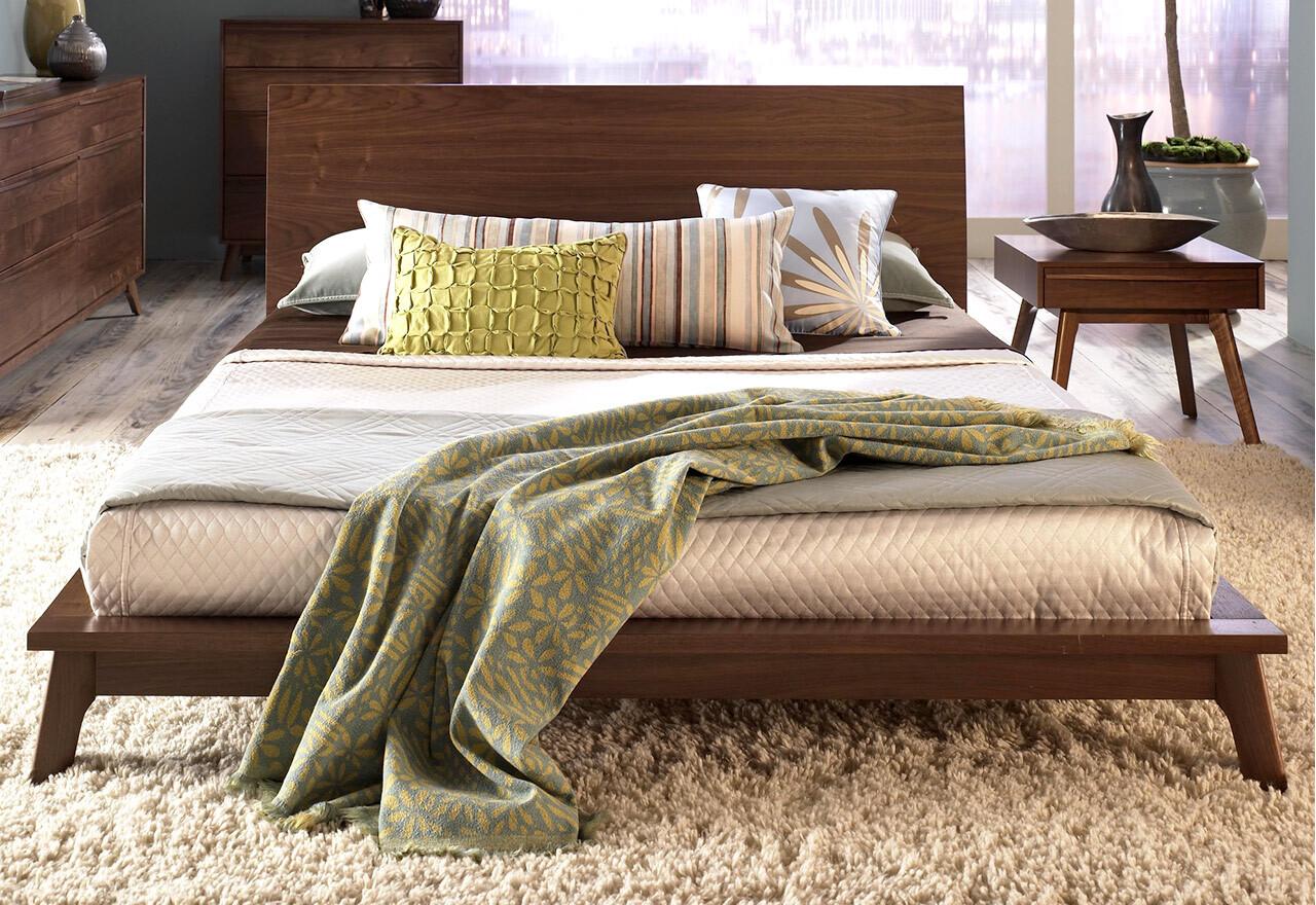 Neutral & Natural Bedroom