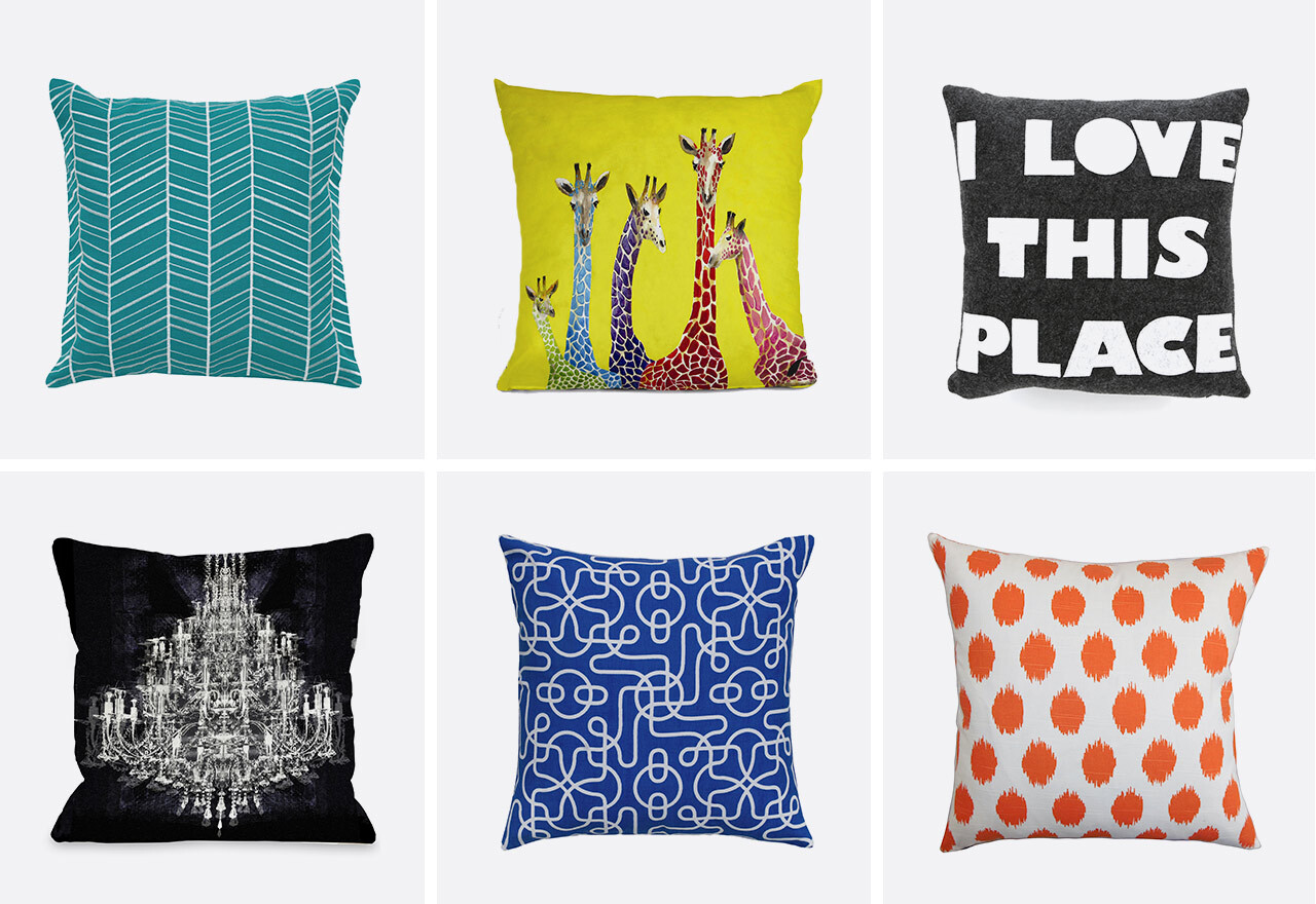 Best-Selling Pillows