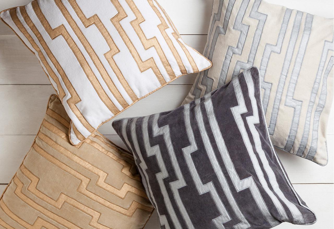Pillows That Sparkle & Shine