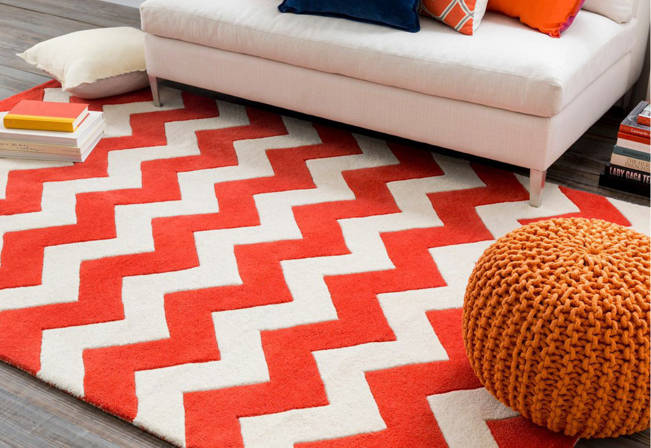 Statement-Making Rugs