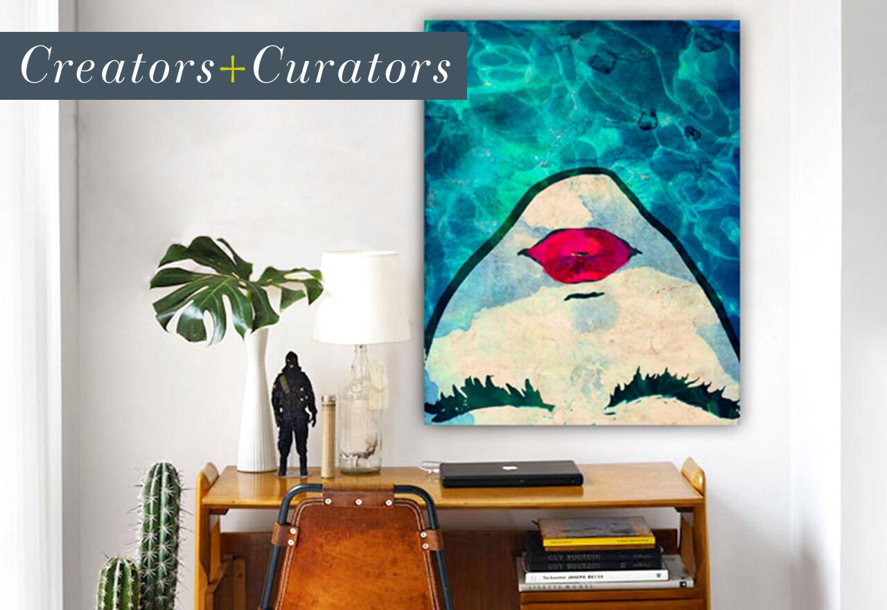 Creators + Curators: Oliver Gal