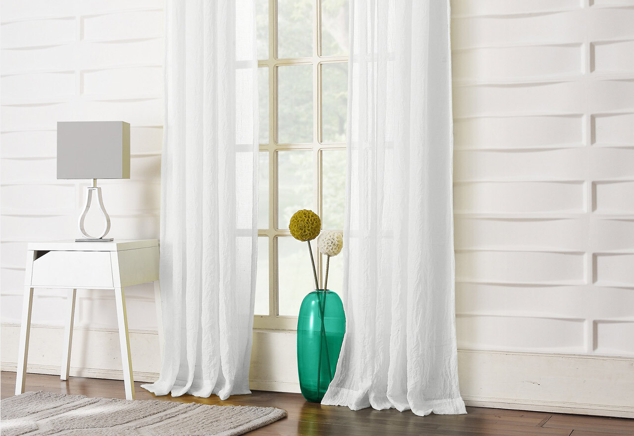 The White Sale: Curtains & More
