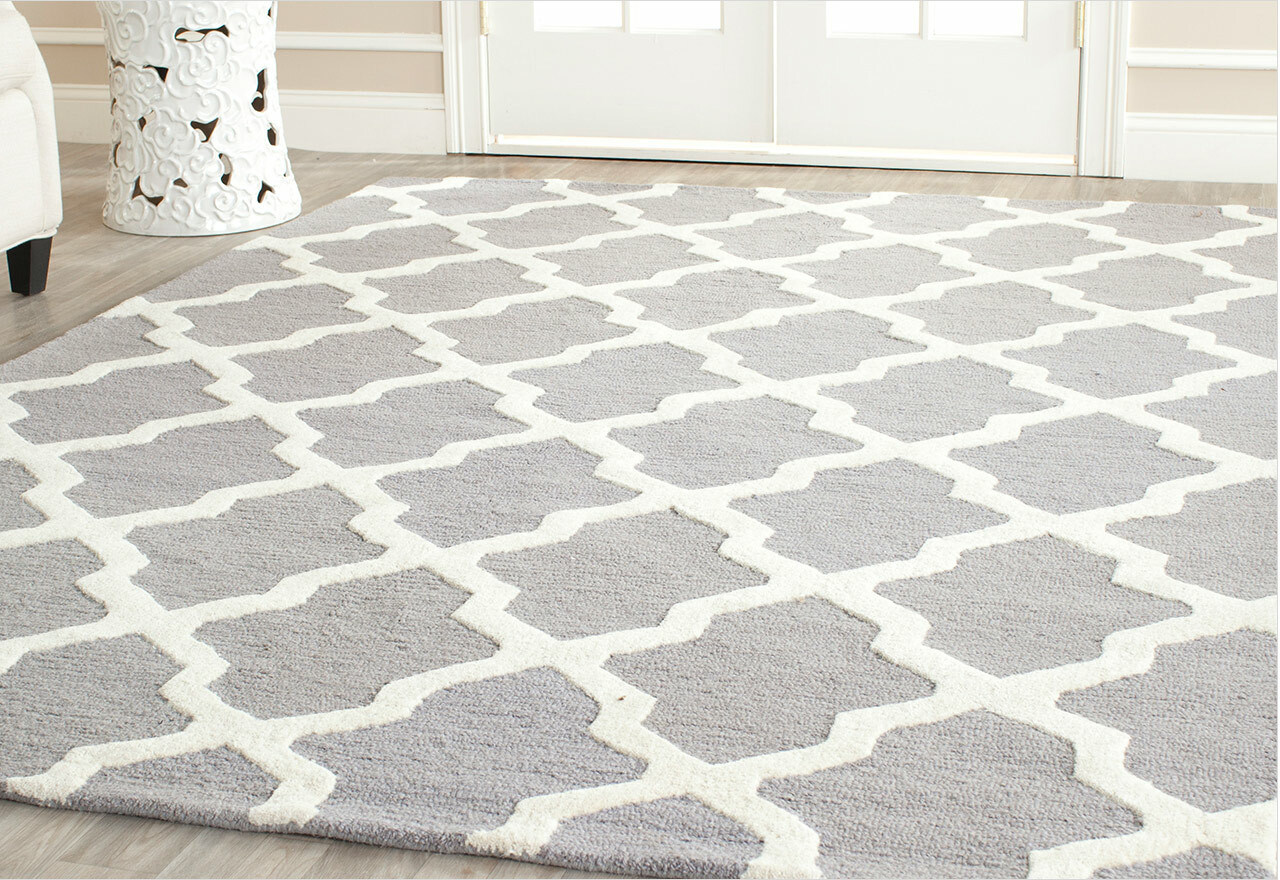 The White Sale: Area Rugs