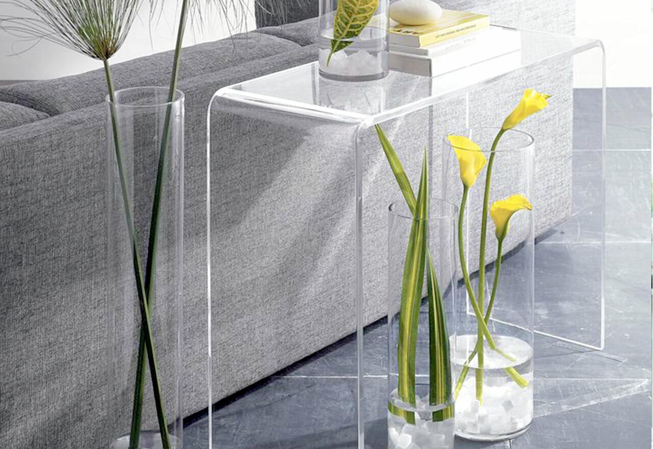 Sleek & Chic Indoor Storage
