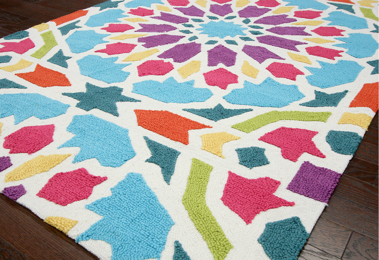 Bold & Bright Rugs