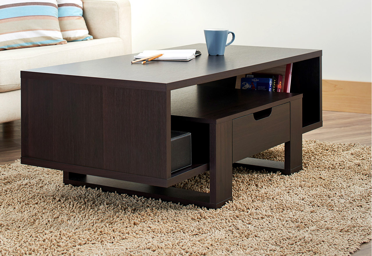 Statement Coffee Tables Under $250