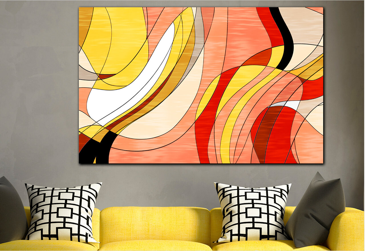 Just In: Colorful Wall Art