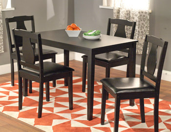 Budget-Friendly Dining Room