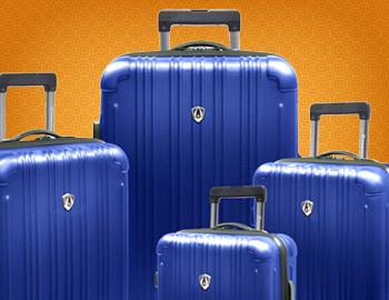 Holiday Travel: Luggage Sets