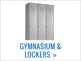 Gym & Lockers