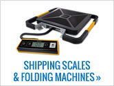 Scales & Folding Machines