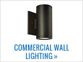 Commericial Wall Lighting