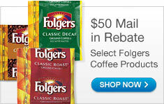 Folgers Sale
